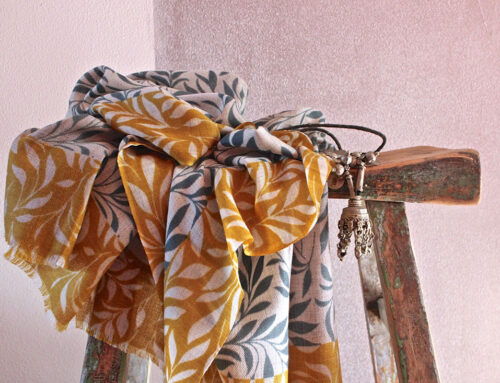 New Scarves' Collection 2018/2019